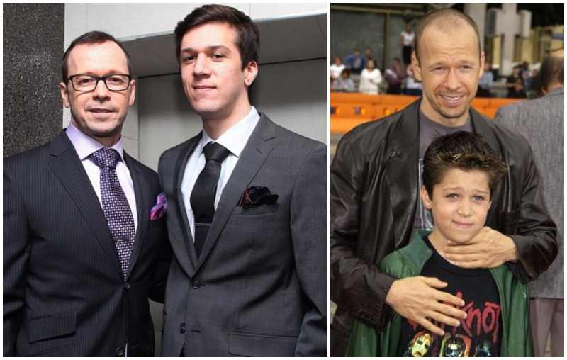 Donnie Wahlberg And Family 11 Siblings And 2 Kids Bhw