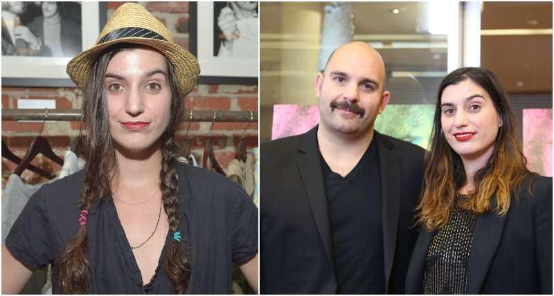 Ahmet Zappa's siblings - sister Diva Muffin Zappa