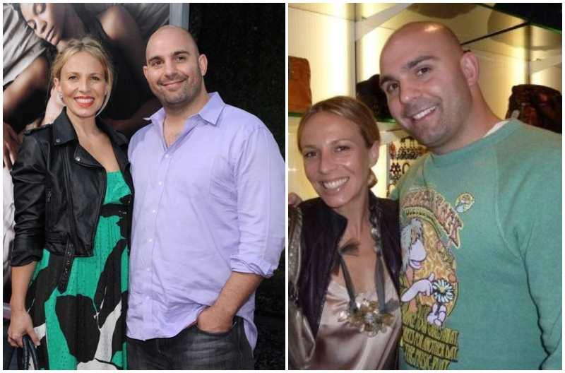 Ahmet Zappa's family - wife Shana Muldoon Zappa