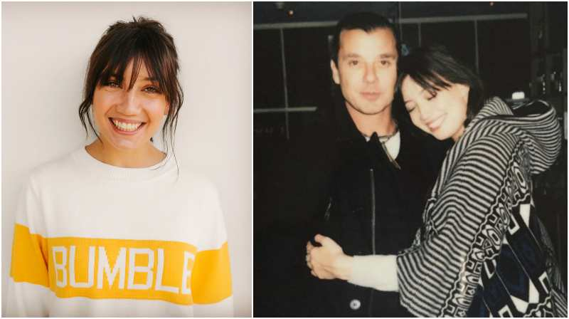 Gavin Rossdale's children - daughter Daisy Lowe