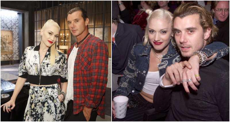 Gavin Rossdale's family - ex-partner Gwen Stefani