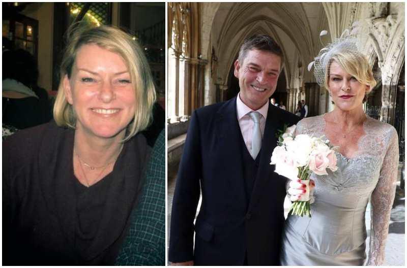 Gavin Rossdale's siblings - sister Lorraine Rossdale-Saunders