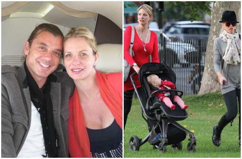 Gavin Rossdale's siblings - sister Soraya Buckland