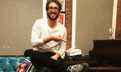 Josh Groban's family: parents, siblings, wife and kids