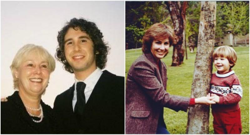 "Josh Groban's family - mother Melinda ""Lindy"" Groban"