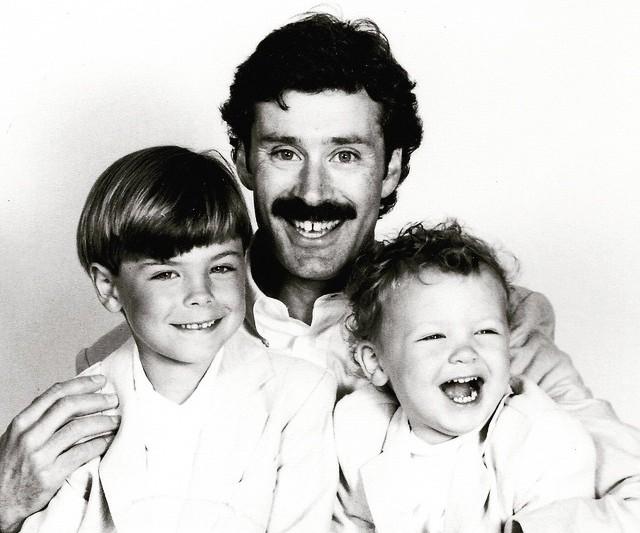 Zac Efron's family - father David Leslie Efron