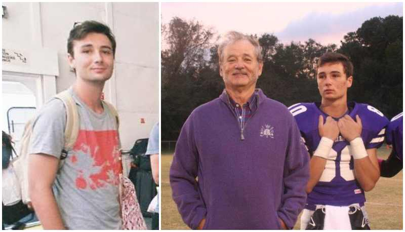 Bill Murray's children - son Jackson William Murray