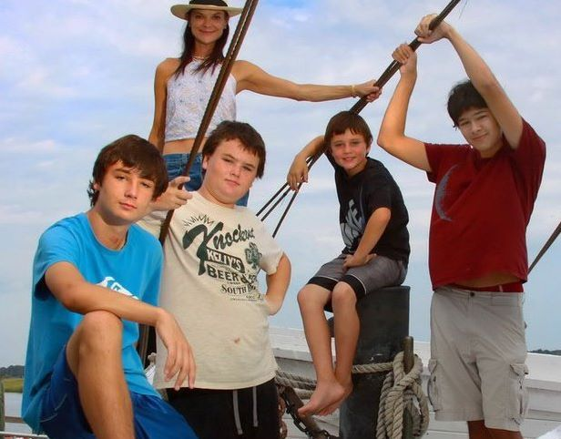 Bill Murray's family - 4 sons with Jennifer Butler
