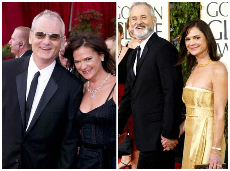Bill Murray's family - ex-wife Jennifer Butler