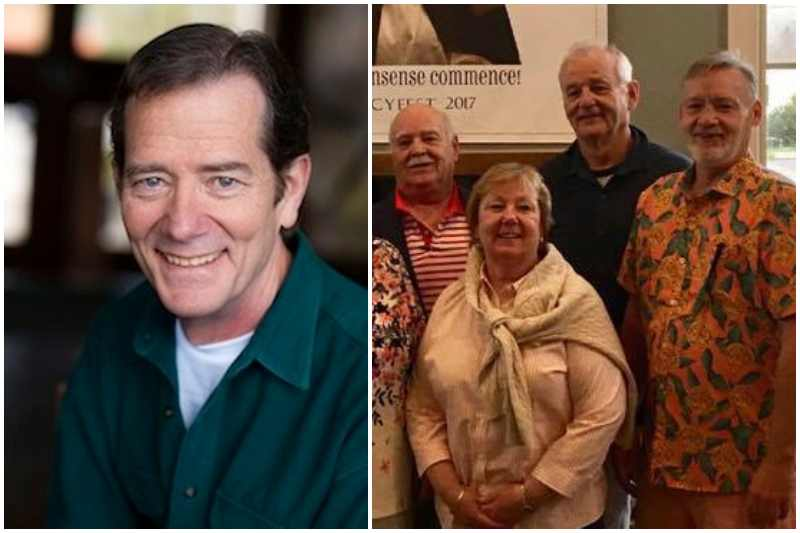 Bill Murray's siblings - brother John Murray