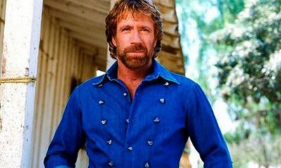 Chuck Norris' family: parents, siblings, wife and kids