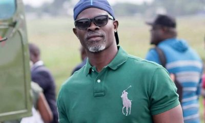 Djimon Hounsou's family: parents, siblings, wife and kids