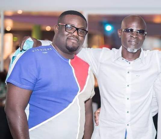 Djimon Hounsou's family - nephew Ozzie Hounsou