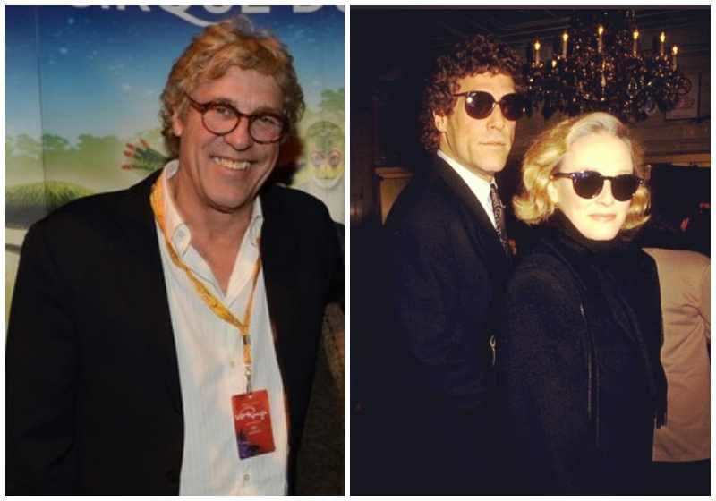 Glenn Close's family - ex-husband John H. Starke
