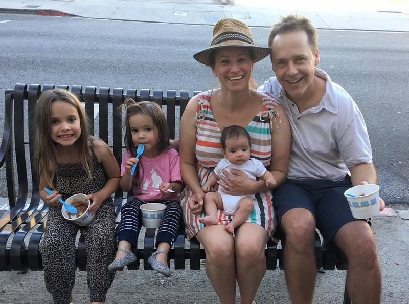 Hilary Swank's ex-husband Chad Lowe