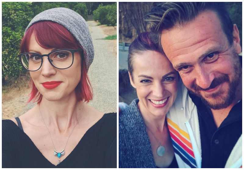 Jason Segel's family - girlfriend Alexis Mixter