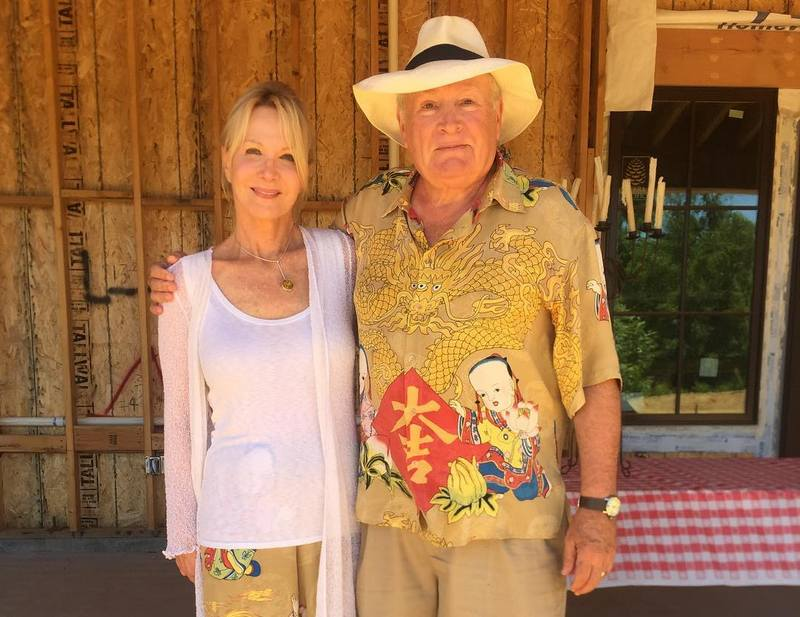 Jason Segel's family - parents