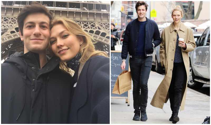 Karlie Kloss' family - husband Joshua Kushner