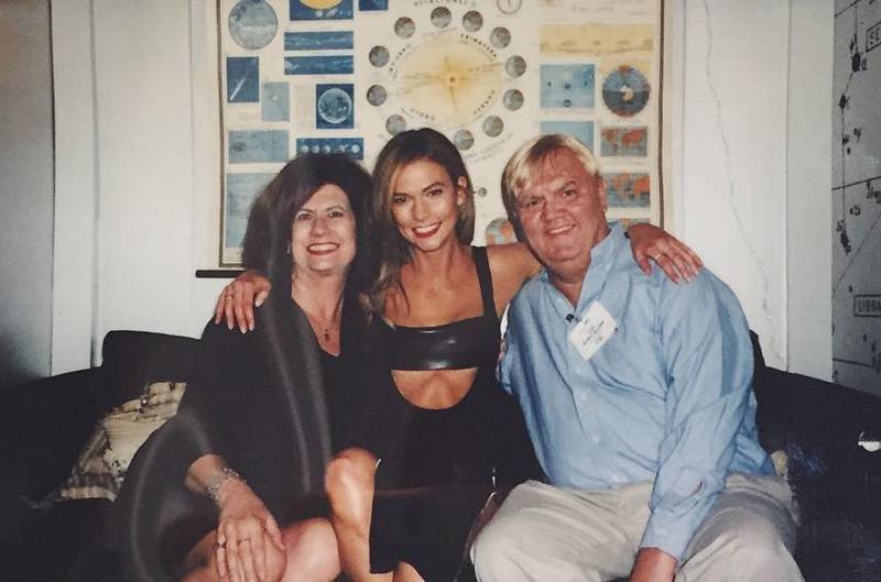 Karlie Kloss' family - parents