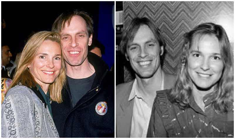 Keith Carradine's family - ex-wife Sandra Will Carradine