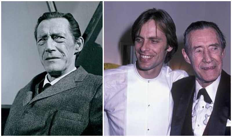 Keith Carradine's family - father John Carradine