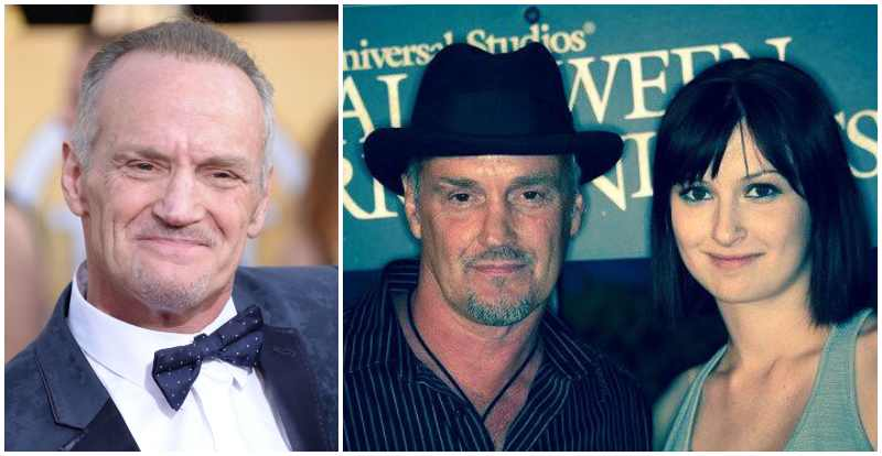 Keith Carradine's siblings - brother Michael Bowen