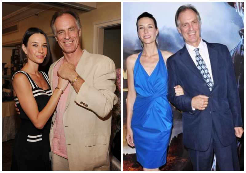 Keith Carradine's family - wife Hayley DuMond