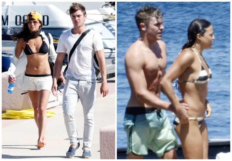 Michelle Rodriguez's ex-boyfriend Zac Efron