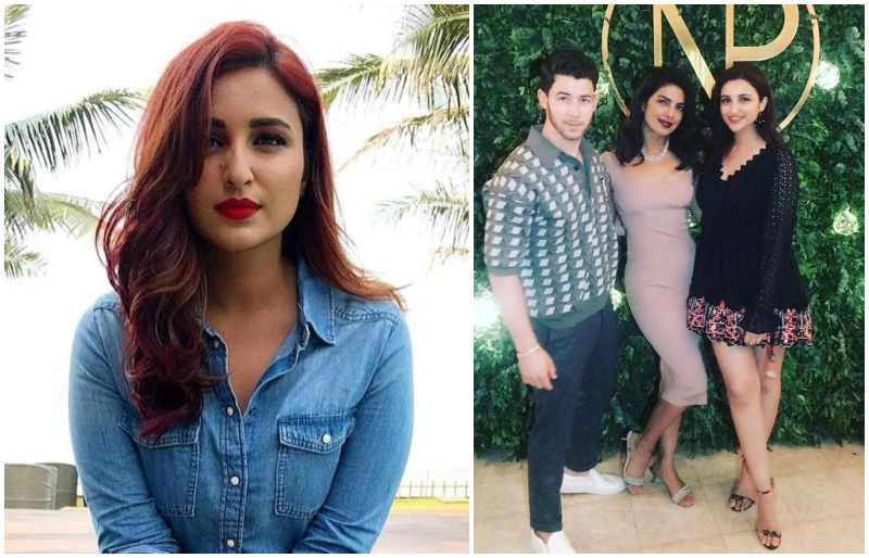 Priyanka Chopra's family - cousin Parineeti Chopra