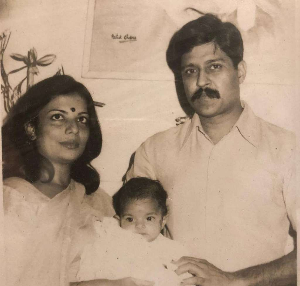 Priyanka Chopra's family - parents