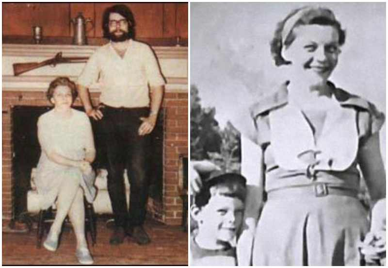 Stephen King's family - mother Nellie Ruth King