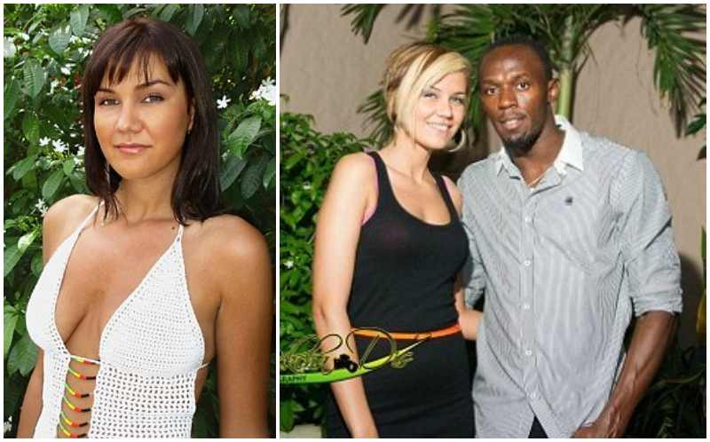 Usain Bolt's ex-girlfriend Lubica Kucerova