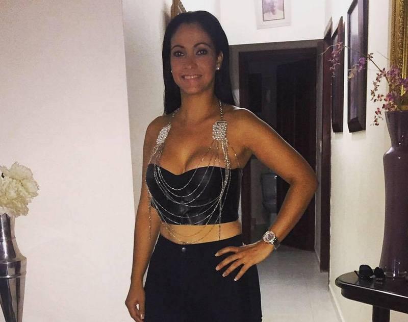 Cardi B siblings - half-sister Maciel Almanzar
