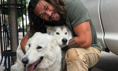 Jason Momoa's family: parents, siblings, wife and kids
