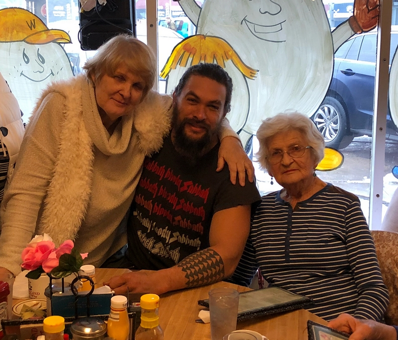 Meet Jason Momoa Family, Khal Drogo From Game Of Thrones