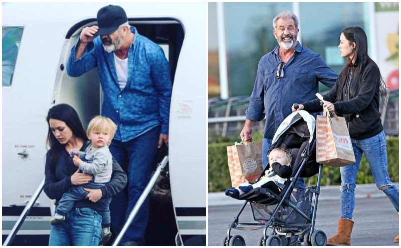 Mel Gibson's children - son Lars Gerard Gibson