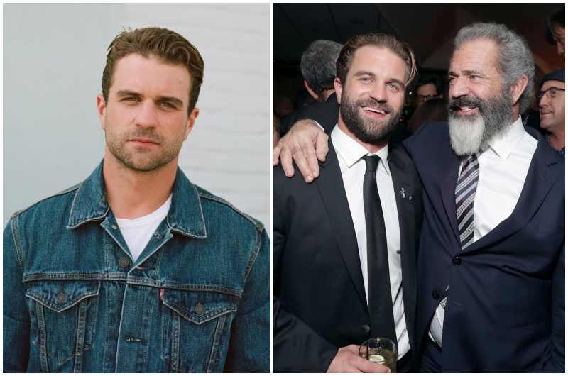 Mel Gibson's children - son Milo Gibson