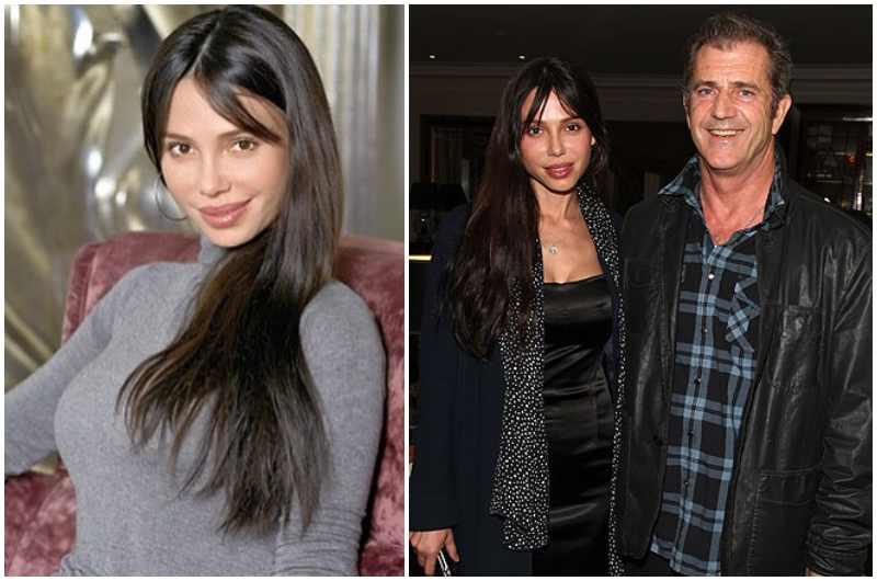 Mel Gibson's family - ex-partner Oksana Grigorieva