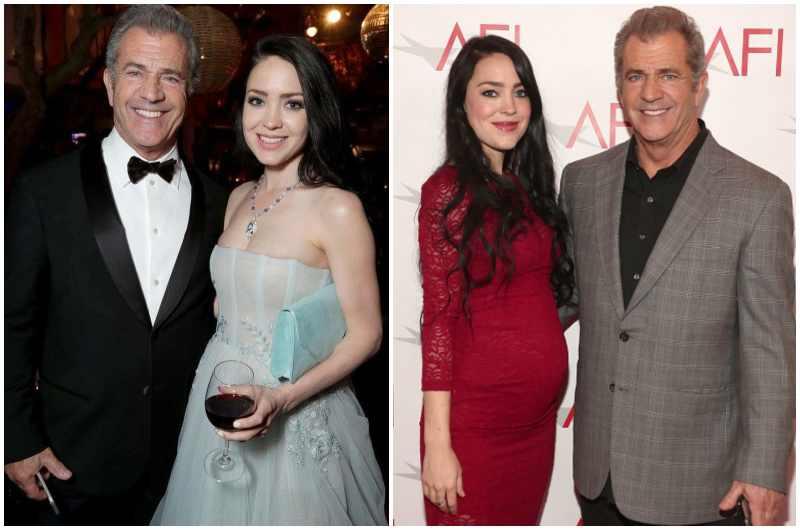 """Mel Gibson's family - partner Rosalind """"Rosey"""" Ross"""