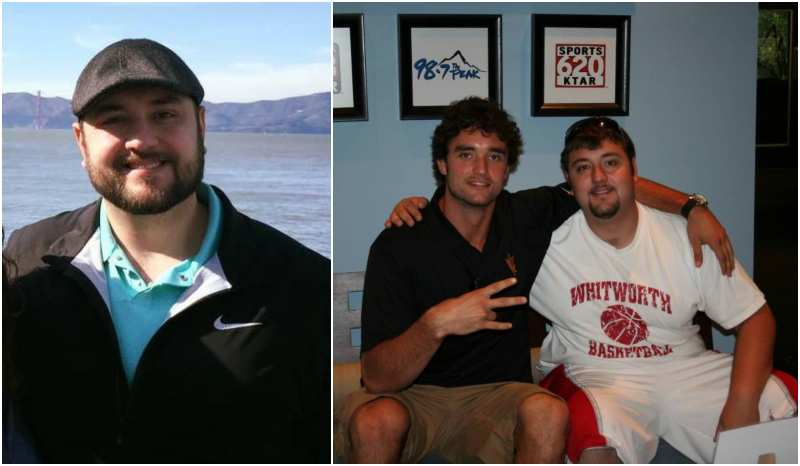 Brock Osweiler's siblings - brother Tanner Osweiler