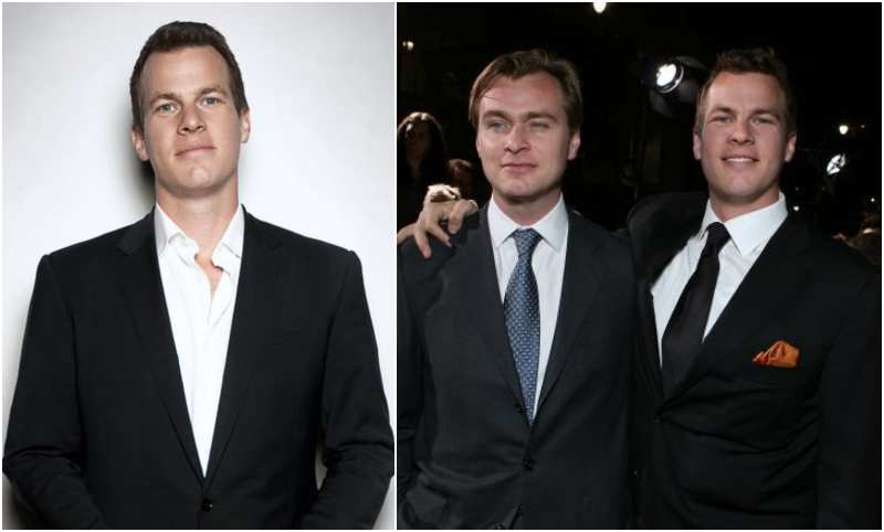 Christopher Nolan's siblings - brother Jonathan Nolan
