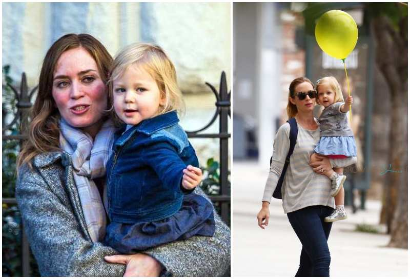 British Actress Emily Blunt and Her Outstanding Family - BHW