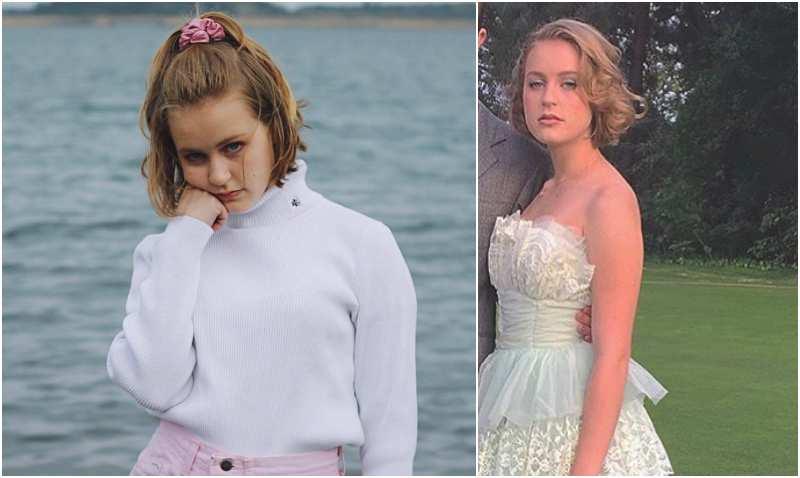 Felicity Huffman's children - daughter Sophia GraceMacy