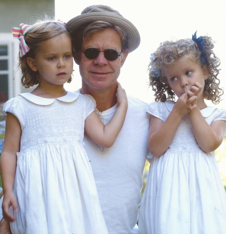 Felicity Huffman's children - 2 daughters