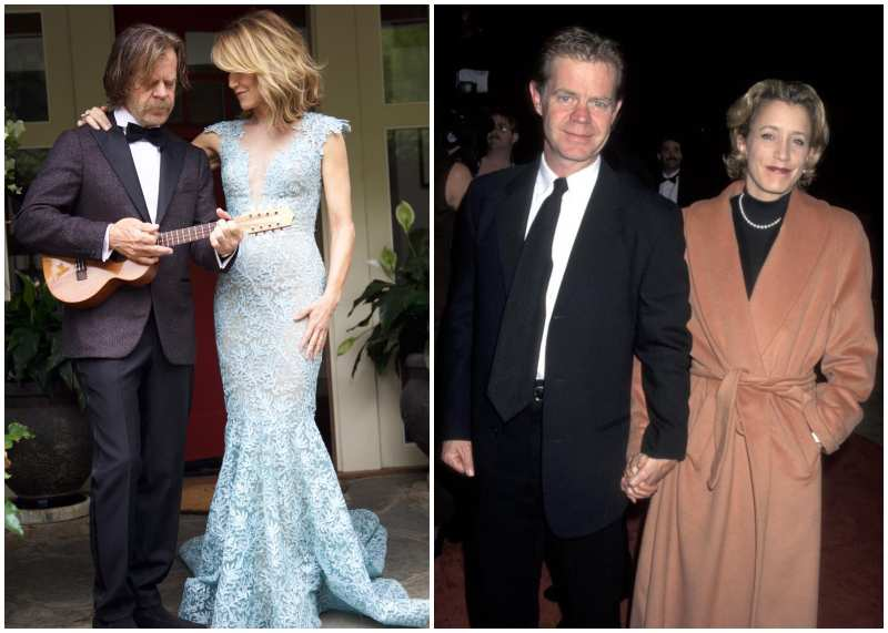 Felicity Huffman's family - husband William H. Macy