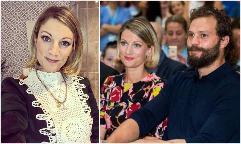 Jamie Dornan's siblings - sister Jessica Dornan-Lynas