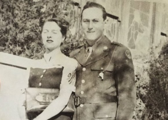 Kat Dennings' family - maternal grandfather Joel Schatz