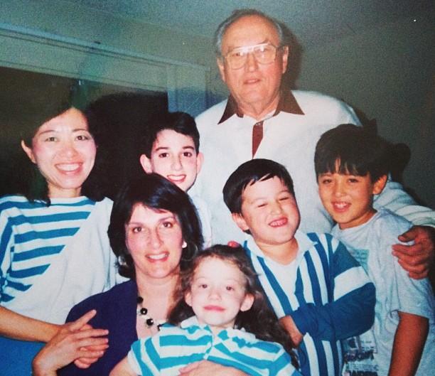 Kat Dennings' family