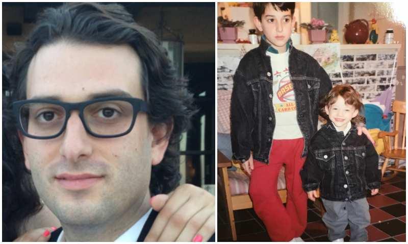 Kat Dennings' siblings - brother Geoffrey S. Litwack