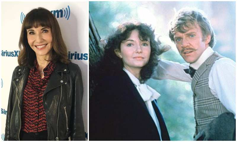 Malcolm McDowell's family - ex-wife Mary Nell Steenburgen